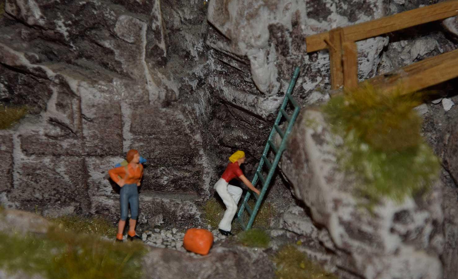 Klettersteig Norddeutschland : Das allgäu in der miwula hansestadt hamburg